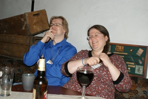 Karl-Johan och Therese