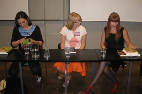 Maria Candia, Maria Turtschaninoff, Hannele Mikaela Taivassalo