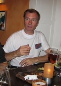 Olav Christiansen at Riz Raz