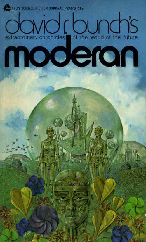moderan, by David R. Bunch