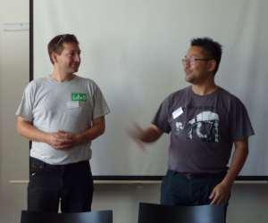 Organizers: Jesper Rugård Jensen and Lars Ahn Pedersen