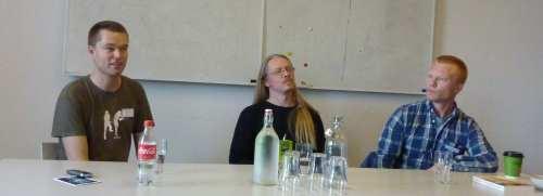 Thomas Winther, Henrik Harksen, Jakob Friis Andersen