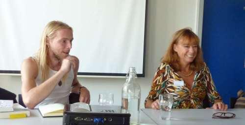 Martin Schjønning, Liz Jensen
