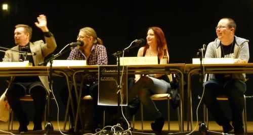 Patrik Centerwall, Simon Lundin, Caroline L. Jensen, Martin Andersson
